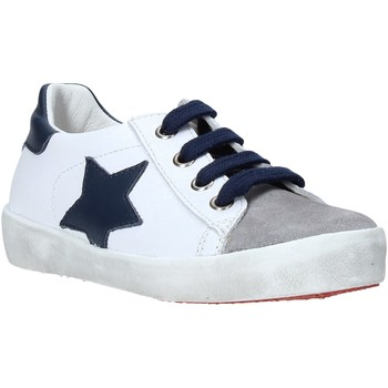 Scarpe Unisex bambino Sneakers basse Naturino 2014752 01 Bianco