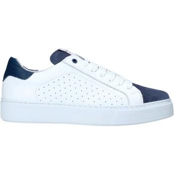 Scarpe Uomo Sneakers basse Exton 860 Bianco