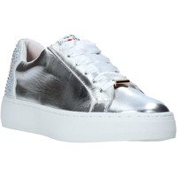 Scarpe Donna Sneakers basse Love To Love TER32 Argento