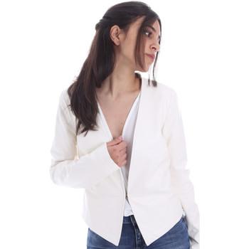 Abbigliamento Donna Giacche Gaudi 011FD38004 Bianco
