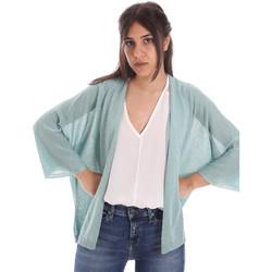 Abbigliamento Donna Gilet / Cardigan Gaudi 011FD53010 Blu