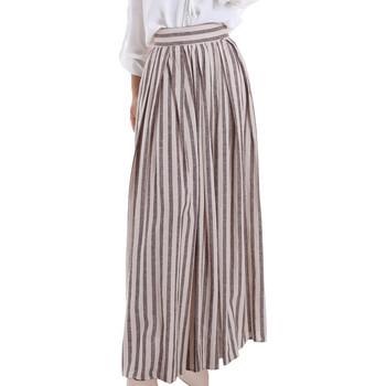 Abbigliamento Donna Gonne Gaudi 011FD75010 Beige