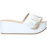 Scarpe Donna Ciabatte Grace Shoes C21 Bianco