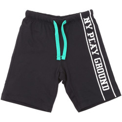 Abbigliamento Unisex bambino Shorts / Bermuda Melby 70F5574 Nero