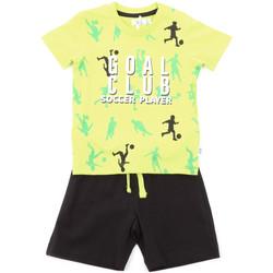 Abbigliamento Bambino Completo Melby 90L9100 Verde