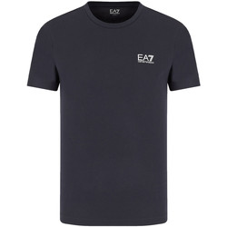 Abbigliamento Uomo T-shirt maniche corte Ea7 Emporio Armani 8NPT51 PJM9Z Blu
