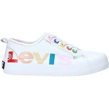 Scarpe Unisex bambino Sneakers basse Levi's VBET0003T Bianco