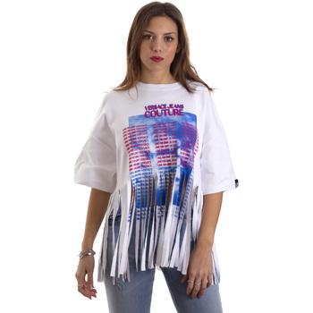 Abbigliamento Donna T-shirt maniche corte Versace B2HVB7V730384003 Bianco