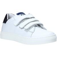 Scarpe Unisex bambino Sneakers basse Melania ME2245D0S.Z Bianco