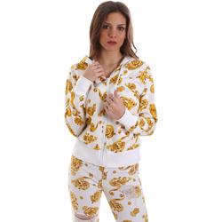Abbigliamento Donna Felpe Versace B6HVB796SN500003 Bianco