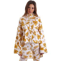 Abbigliamento Donna Camicie Versace B0HVB624S0771003 Bianco