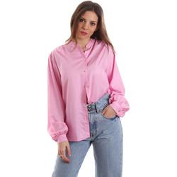 Abbigliamento Donna Camicie Versace B0HVB62307619445 Rosa