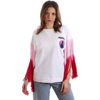 Abbigliamento Donna T-shirt maniche corte Versace B2HVB71511701003 Bianco