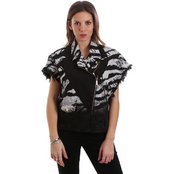 Abbigliamento Donna Giubbotti Versace C0HVB92DHRC5X899 Nero