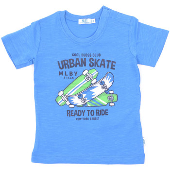 Abbigliamento Unisex bambino T-shirt maniche corte Melby 20E7370 Blu