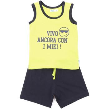 Abbigliamento Bambino Completo Melby 90L9120 Verde