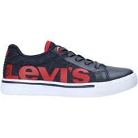 Scarpe Unisex bambino Sneakers basse Levi's VFUT0042T Blu