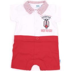 Abbigliamento Bambina Tuta jumpsuit / Salopette Melby 20P7370 Rosso