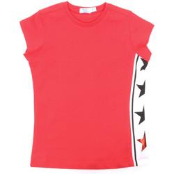 Abbigliamento Bambina T-shirt maniche corte Melby 70E5645 Rosso
