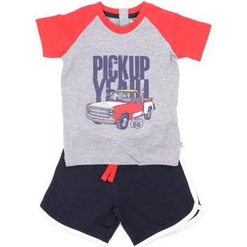 Abbigliamento Bambino Completo Melby 90L9110M Grigio