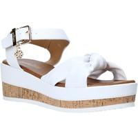 Scarpe Donna Sandali Gold&gold A20 GJ272 Bianco