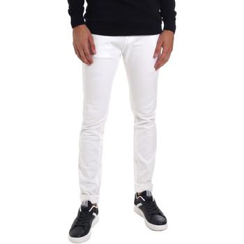 Abbigliamento Uomo Jeans slim Gaudi 011BU25061 Bianco