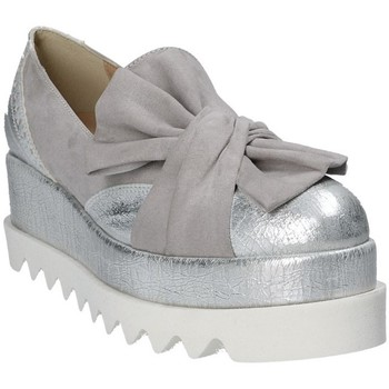 Scarpe Donna Espadrillas Grace Shoes 1304 Grigio