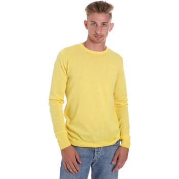 Abbigliamento Uomo Maglioni Sseinse ME1504SS Giallo