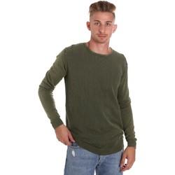 Abbigliamento Uomo Maglioni Sseinse ME1510SS Verde