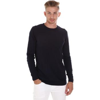 Abbigliamento Uomo Maglioni Sseinse ME1504SS Blu