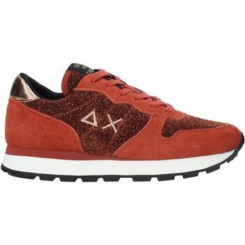 Scarpe Donna Sneakers basse Sun68 Z40205 Rosso