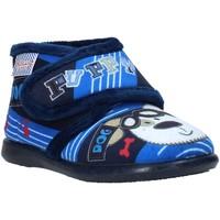 Scarpe Unisex bambino Pantofole Grunland PA0623 Blu