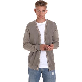 Abbigliamento Uomo Gilet / Cardigan Sseinse ME1511SS Marrone