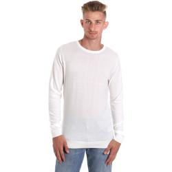 Abbigliamento Uomo T-shirts a maniche lunghe Sseinse ME1504SS Bianco