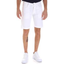 Abbigliamento Uomo Shorts / Bermuda Sseinse PB607SS Bianco