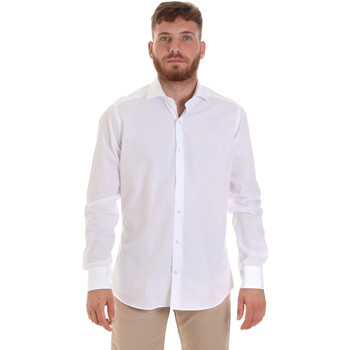 Abbigliamento Uomo Camicie maniche lunghe Les Copains 000.006 P3196SL Bianco