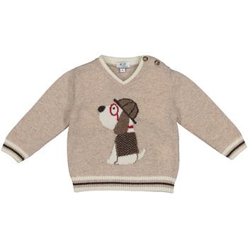 Abbigliamento Unisex bambino Maglioni Melby 20B2130 Beige