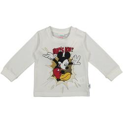 Abbigliamento Unisex bambino T-shirts a maniche lunghe Melby 20C2101DN Bianco
