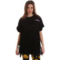 Abbigliamento Donna Felpe Versace B6HVB79813956899 Nero