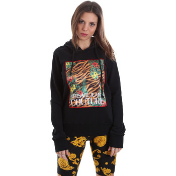 Abbigliamento Donna Felpe Versace B6HVB70K30328899 Nero