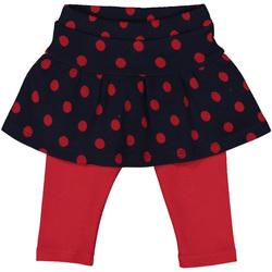 Abbigliamento Bambina Gonne Melby 20F0001 Rosso