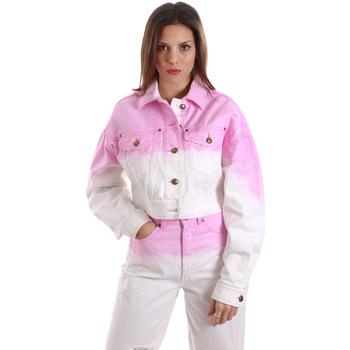 Abbigliamento Donna Felpe Versace C0HVB96MHRC5C445 Bianco