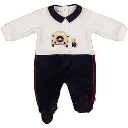 Abbigliamento Bambina Tuta jumpsuit / Salopette Melby 20N0010 Nero
