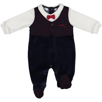 Abbigliamento Unisex bambino Tuta jumpsuit / Salopette Melby 20N0020 Blu