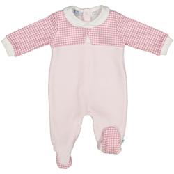 Abbigliamento Unisex bambino Tuta jumpsuit / Salopette Melby 20N0231 Rosa