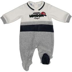 Abbigliamento Unisex bambino Tuta jumpsuit / Salopette Melby 20N0600 Grigio