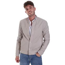 Abbigliamento Uomo Giubbotti Gaudi 011BU38005 Grigio