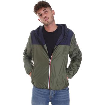 Abbigliamento Uomo giacca a vento Invicta 4431682/U Verde