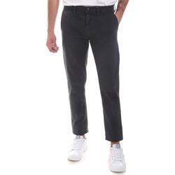 Abbigliamento Uomo Chino Gaudi 821BU25021 Grigio