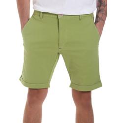 Abbigliamento Uomo Shorts / Bermuda Gaudi 811FU25023 Verde